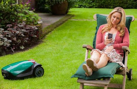 Градински роботи - Roboshop, Ви Би Ел Трейд