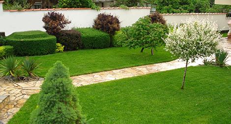 Озеленяване - Arbor Garden.