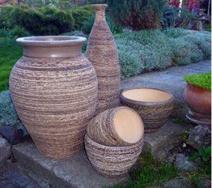 КЕРАМИЧНО АТЕЛИЕ ГЕРМАН керамични съдове за цветя