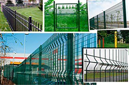 СТАД - оградни мрежи производство