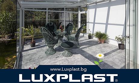 Изграждане на зимни градини - Лукспласт ЕООД