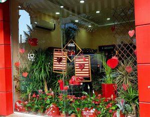 магазин за цветя Бургасцвет