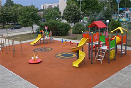 Детски съоръжения - Козирог
