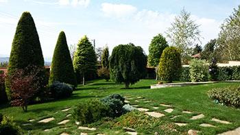 Градинско и парково строителство