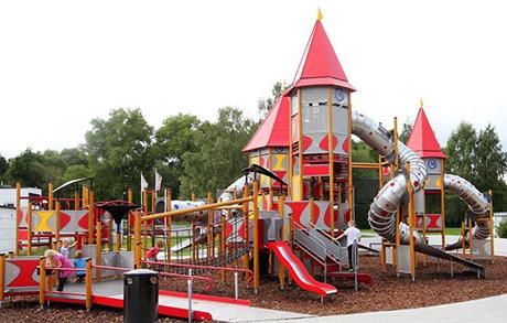 Детски площадки - Urban Solutions