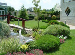 Озеленяване на градина във Варна