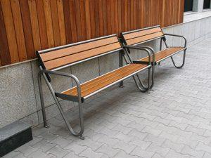 Паркови пейки, пейка Ава