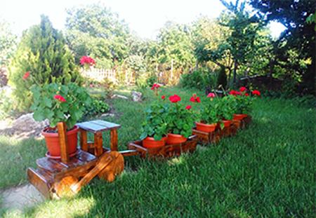 Декорации за градина ЕТ Златко Василев
