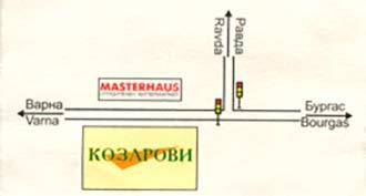 фирма Козарови ООД визитка