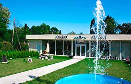 ФОНТАНИ ОАЗИС, градински и вътрешни фонтани