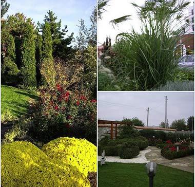 Ланд дизайн - озеленяване Варна