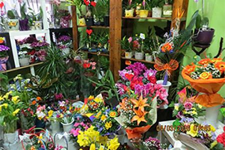 ФИОРЕ - магазин за цветя