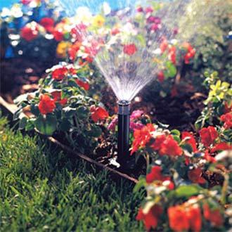 Напояване - Продукти за градината поливна система