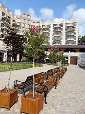 Литарски - озеленяване Варна