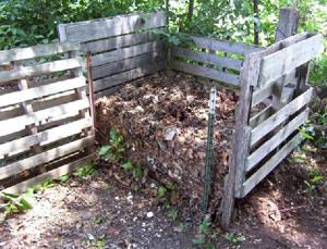 Градински компостер