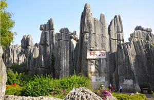 Каменната гора в Южен Китай