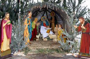 Раждането на Христос