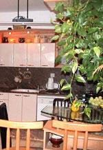 Растения в кухнята
