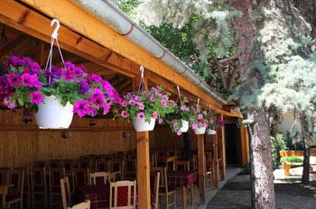 Озеленяване на ресторанти