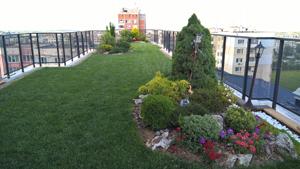 Изграждане на зелени пространства