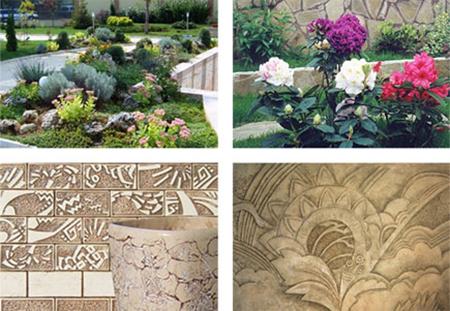 Външно озеленяване и бутикова керамика