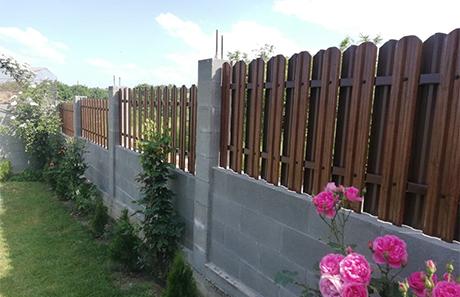 Огради от метални профили - Ogradki BG Русе