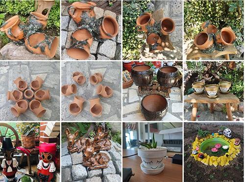Керамика Минчеви градинска и декоративна керамика