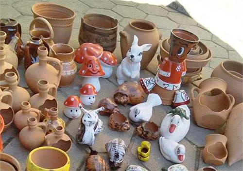 Керамика Минчеви градинска керамика